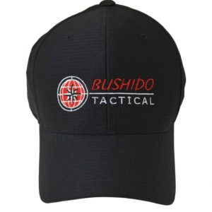 Bushido Tactical Logo Cap