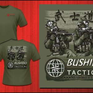 Bushido Tactical T-Shirt