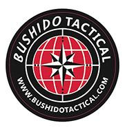 Bushido Tactical Logo Stickers