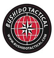 Bushido Tactical Logo Stickers