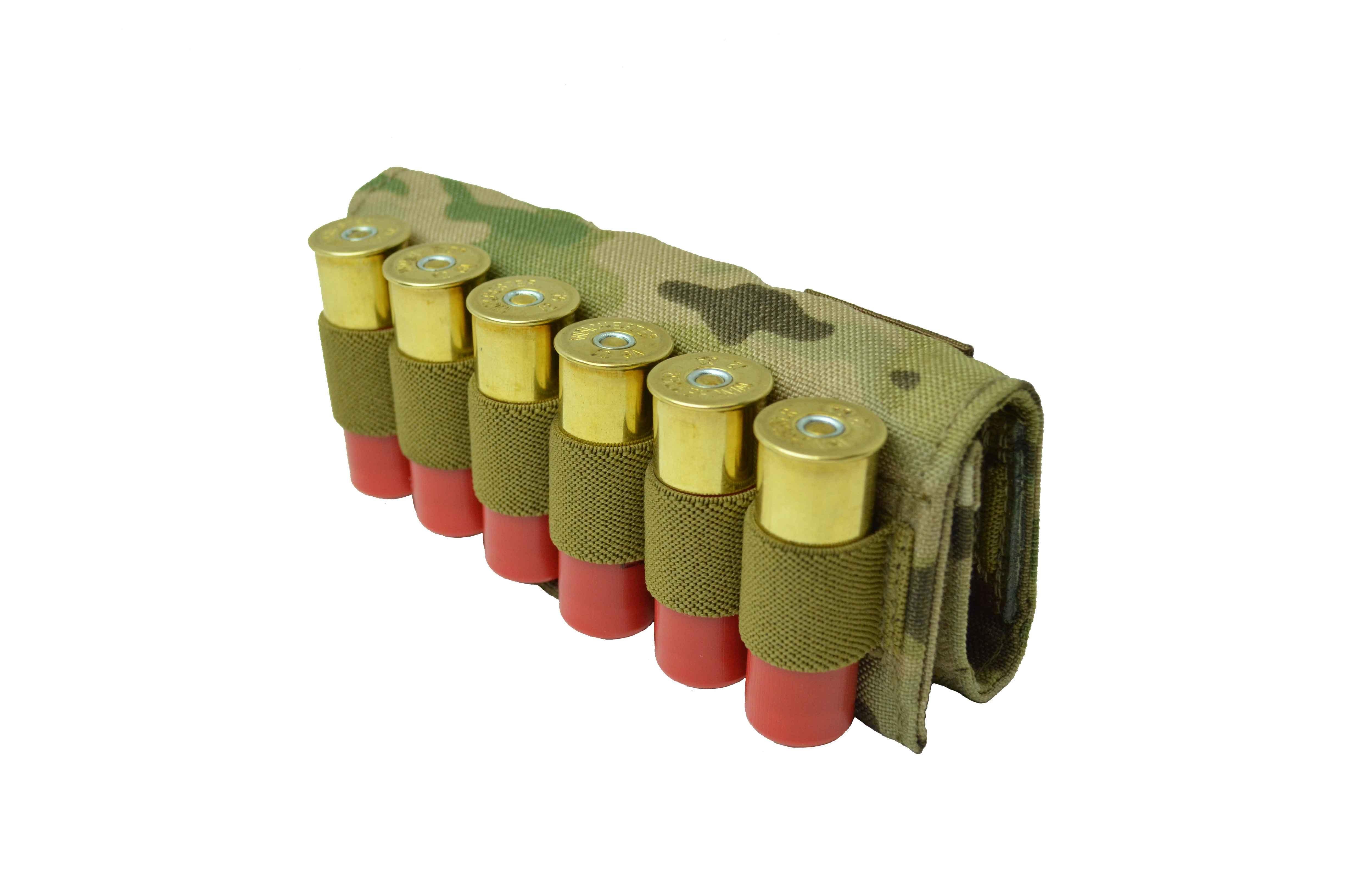 Shotgun Ammo Wallet / Pouch