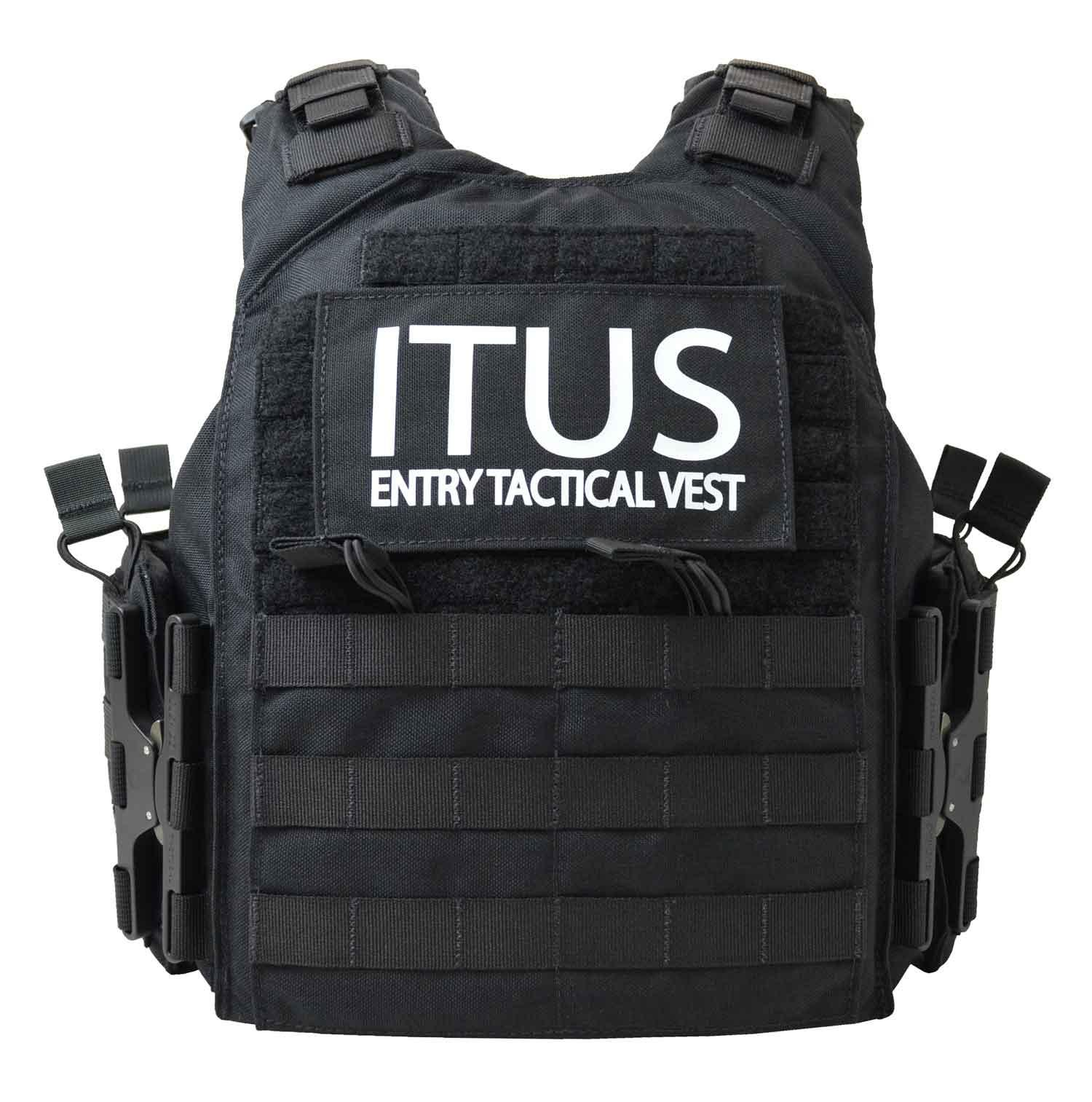 ITUS Entry Tactical Ballistic Carrier