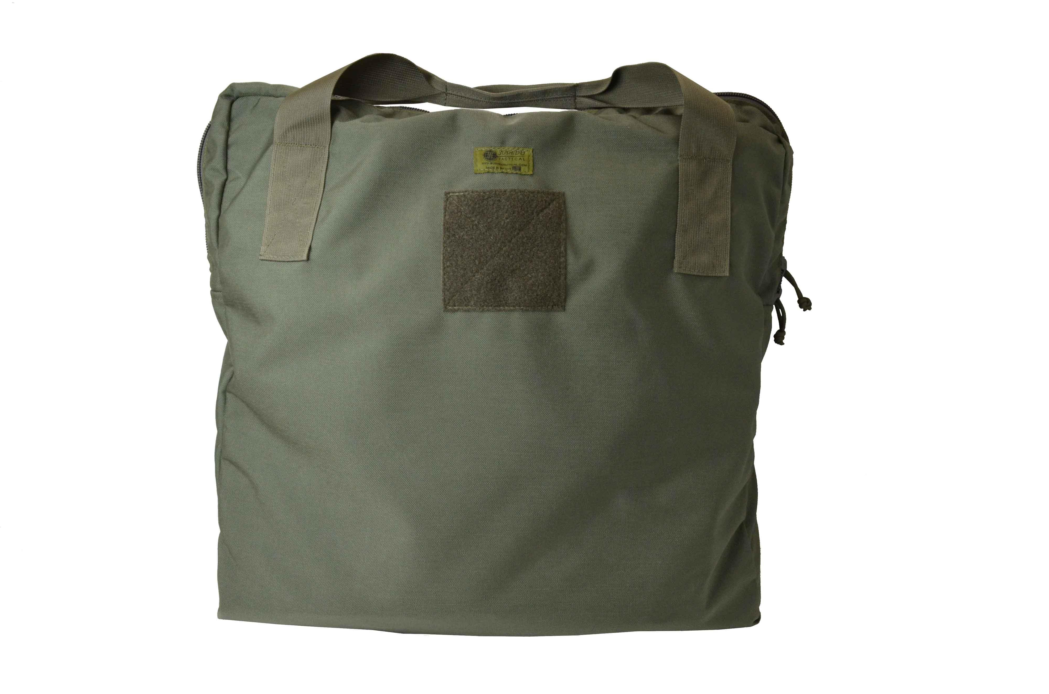 Large Utility/Tactical Vest/Body Armor Bag