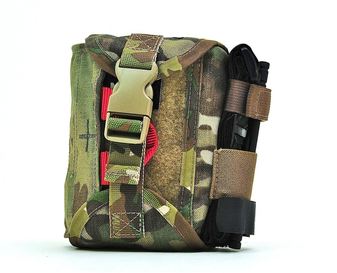 Medical OFAK Pouch with Detachable Adapter