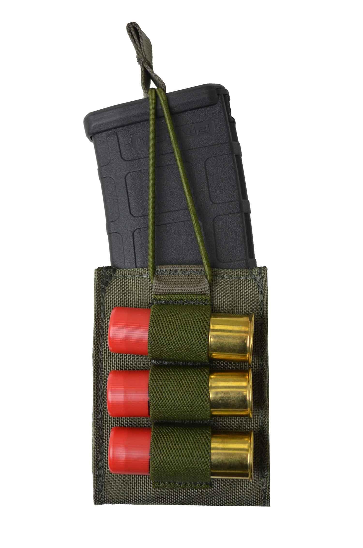 Rifle & Shotgun Magazine Pouch - R.A.S.