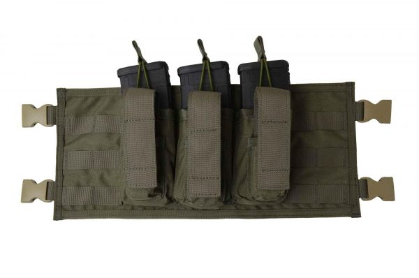 Sentinel Plate Carrier Detachable Panels