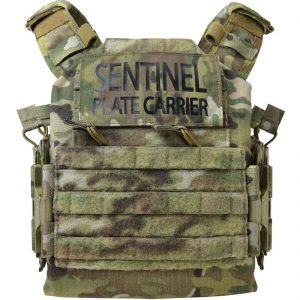 Sentinel Plate Carrier