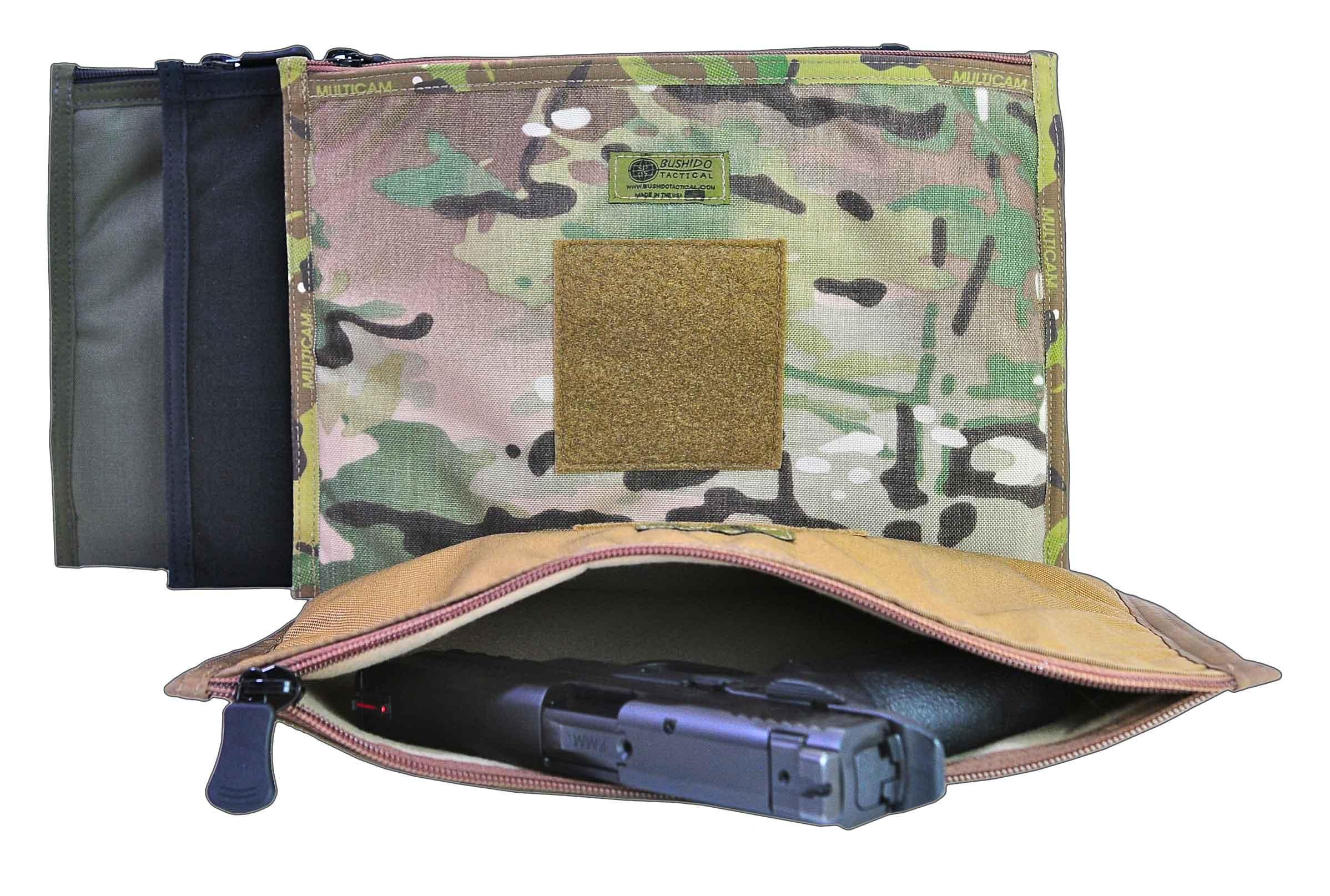 Pistol Caddy Case