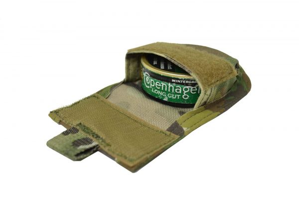 MOLLE Tactical Tobacco Dip Pouch