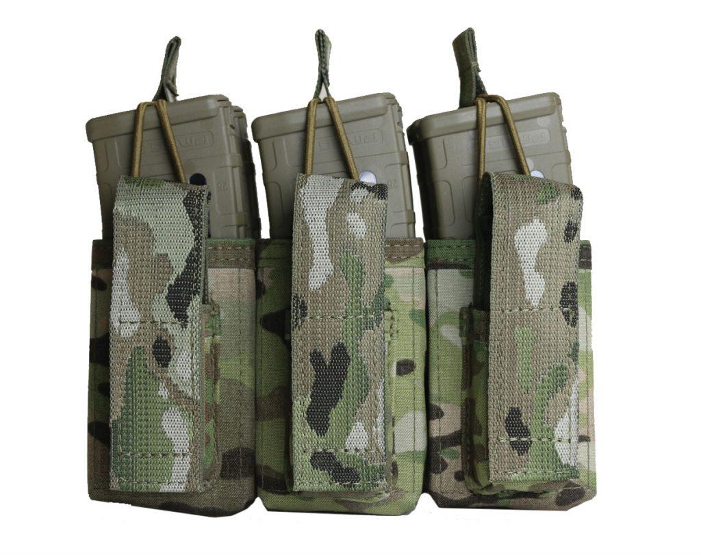 M4 / Pistol –  6 x 3 Deployment Magazine Pouch