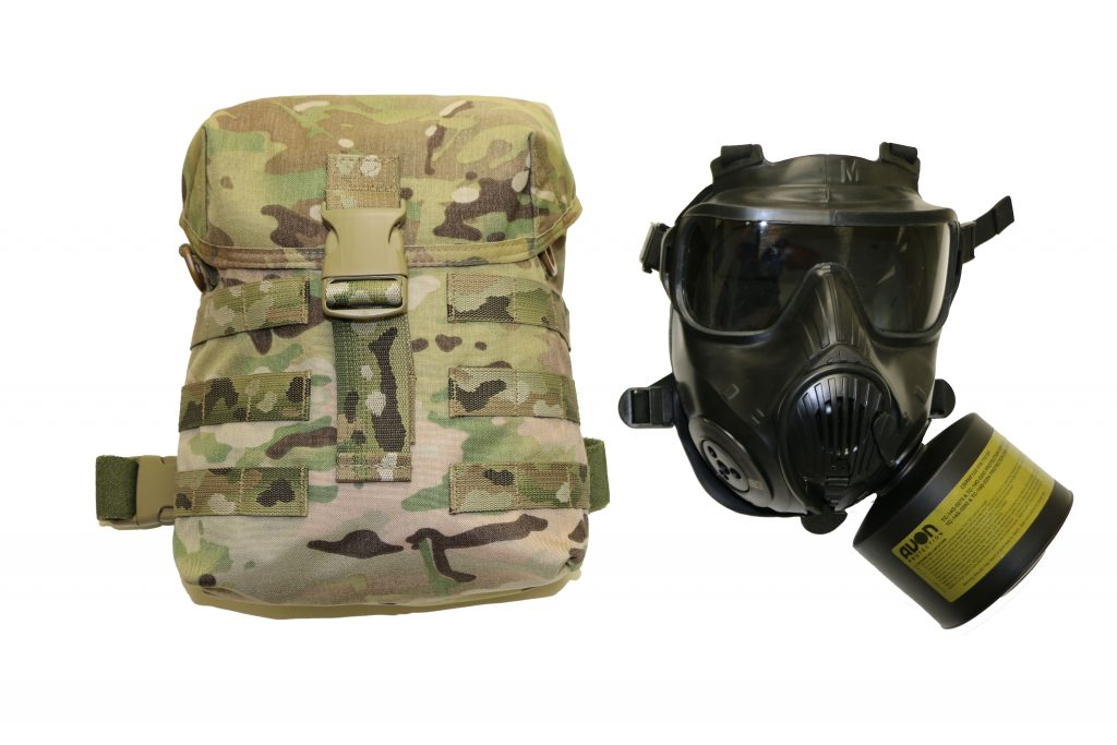 Universal Gas Mask Bag